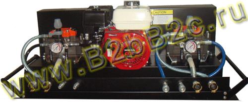 Оборудование жидкая резина насос HVLP 2000GX