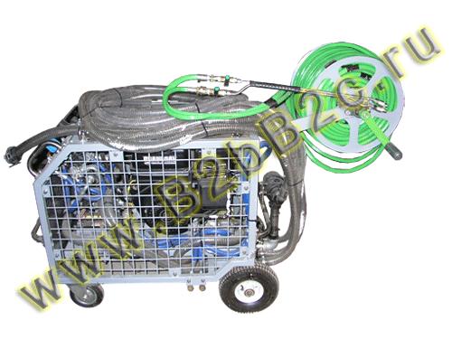 Оборудование для нанесения жидкой резины Пазкар