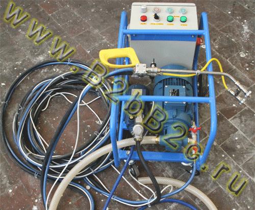 Установка напыления жидкой резины RX-27